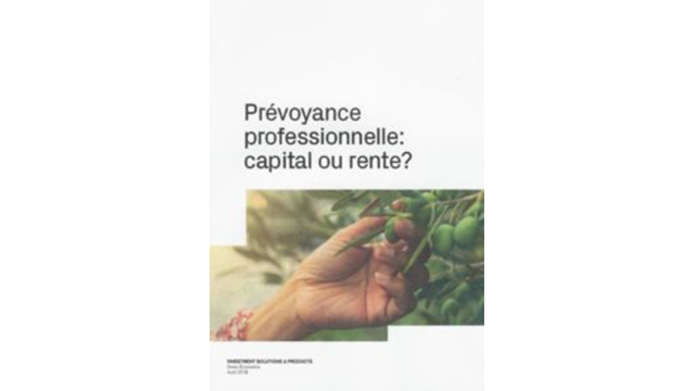 Capital ou rentes ? Ne pas oublier la question successorale !